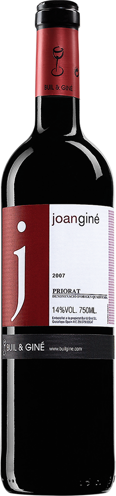 Buil-&-Giné-Joan-Giné--Priorat